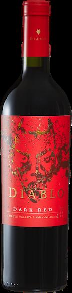 Casillero del Diablo Dark Red Concha y Toro  Vorderseite
