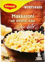 Macaroni 3 fromages Maggi Wirtshaus