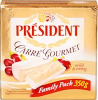 Président Carré Gourmet Weichkäse
