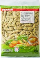 Spätzli con verdure Denner