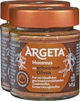 Hummus con olie nere Argeta