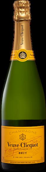Veuve Clicquot brut Champagne AOC Davanti