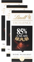 Tablette de chocolat Excellence Lindt