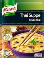 Soupe Thaï Knorr