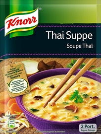 Knorr Thaisuppe