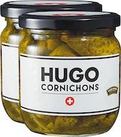 Cornichons suisses Hugo