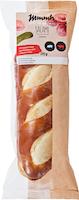 Baguette de Sils au salami Mmmh