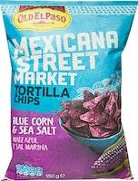 Old El Paso Mexicana Street Market Tortilla Chips