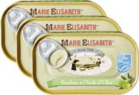 Sardines à l'huile d'olive Marie Elisabeth