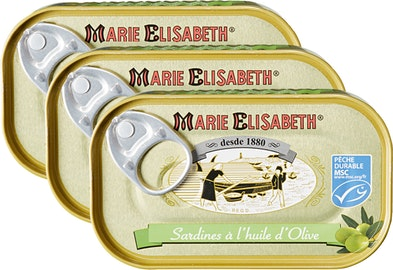 Marie Elisabeth Sardinen in Olivenöl