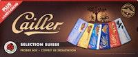 Tavolette di cioccolato Séléction Suisse Cailler