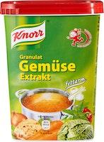 Estratto di verdura granulato Knorr