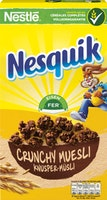Cereali Nesquik Nestlé