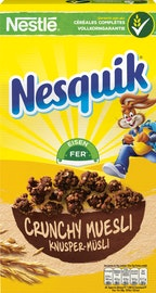 Nestlé Cerealien Nesquik
