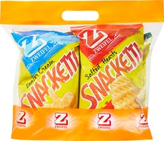 Sac de Zweifel Chips Snacketti