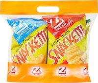 Borsa Zweifel Chips Snacketti