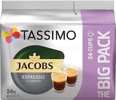 Tassimo capsules de café Jacobs Espresso Classico