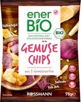 Chips di verdure enerBiO