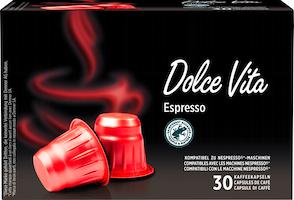 Denner Kaffeekapseln Dolce Vita
