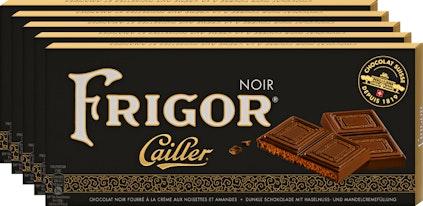 Tavoletta di cioccolata Frigor Cailler
