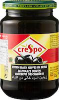 Crespo schwarze Oliven