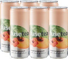 Fuse Tea Peach & Hibiscus