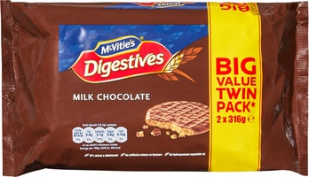 McVitie's Digestive Biscuits Milk Chocolate