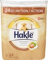 Papier hygiénique Propreté généreuse Hakle