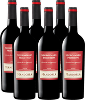Mandorla Negroamaro/Primitivo Puglia IGT
