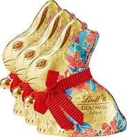Lindt Goldhase Flower Edition