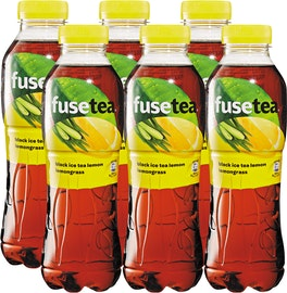 Fusetea Lemon & Lemongrass