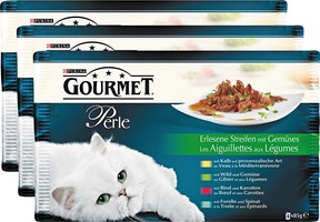 Nourriture pour chats Gourmet Perle Purina