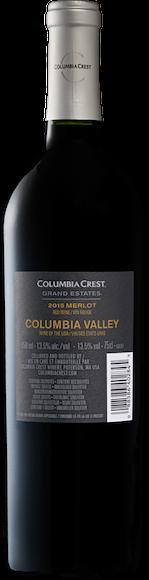 Columbia Crest Grand Estates Merlot Zurück