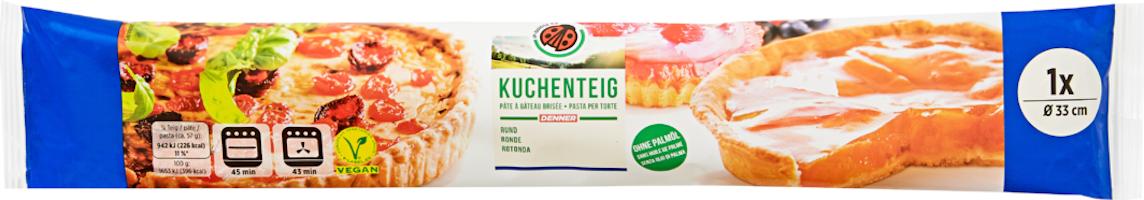 IP-SUISSE Kuchenteig