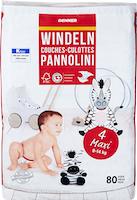 Pannolini bebè Maxi Denner
