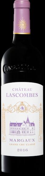 Château Lascombes 2e Grand Cru Classé Margaux AOC Vorderseite
