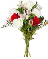 Valentins-Blumenstrauss