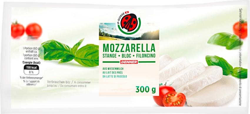 Mozzarella bloc IP-Suisse