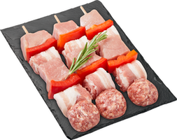 Brochette Rustico BBQ Denner