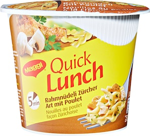 Maggi Quick Lunch