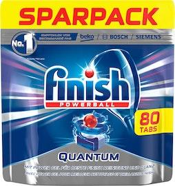 Pastiglie lavastoviglie Quantum Finish Calgonit