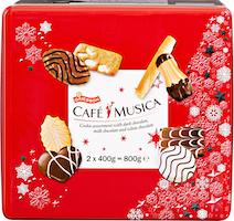 Miscela di biscotti Café Musica Winter Edition Griesson