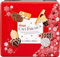 Assortiment de biscuits Café Musica Winter Edition Griesson