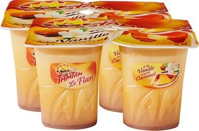 Flan Tam Tam