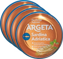 Pâte à tartiner Sardina Adriatica Argeta