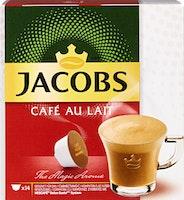 Capsules de café Café au Lait Jacobs