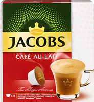 Jacobs Kaffeekapseln Café au Lait