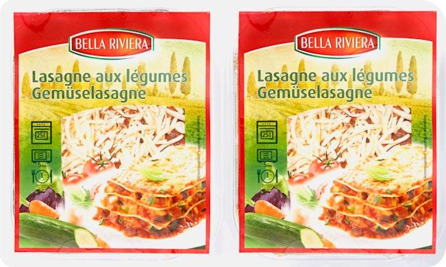 Lasagne Verdure Bella Riviera