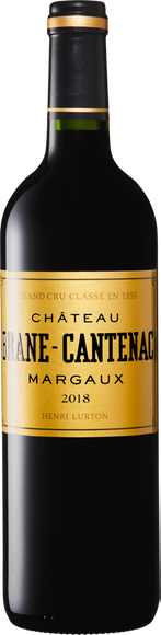 Château Brane Cantenac Margaux AOC  Vorderseite