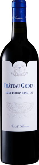 Château Godeau Grand Cru Classé Saint-Emilion AOC Vorderseite